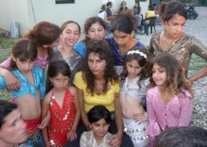 Gypsies 300x213 Sarkozy's Gypsy policy a boon for Spain's xenophobes