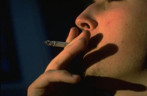Smoker 300x197 Spain's smoking ban: stubbing out freedom