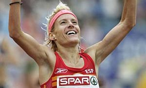 marta dominguez Spain's doping habit threatens to sully golden year
