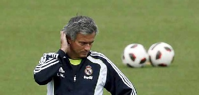 Will ambition alone be enough to keep Mourinho in Madrid? Photo: RTVE.