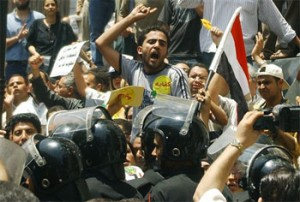 egypt protest 300x202 Morocco: the next North African revolution?