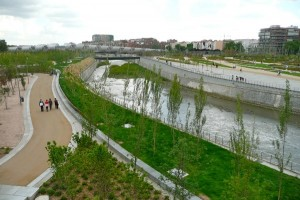 Manzanares River, Madrid