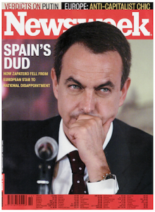 A dud on the economy maybe, but Zapatero made his mark.
