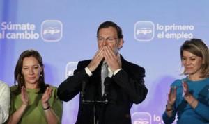 Rajoy election victory