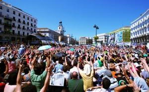 Spain's indignados in Madrid