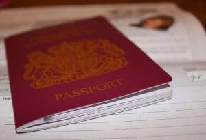 UK passport 300x205 Renewing a UK passport in Spain