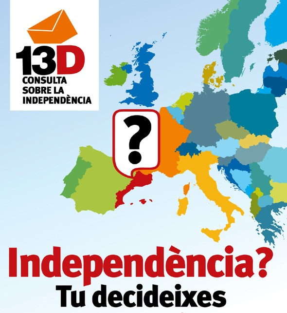 Recent referendums held on Catalan independence have been non-binding.