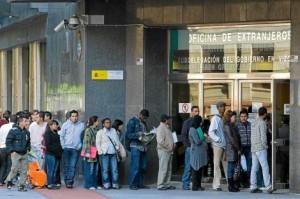Oficina Extranjeros Madrid