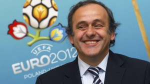 platini 300x168 Poland & Ukraine 2012 will advance the cause of extremism in Europe