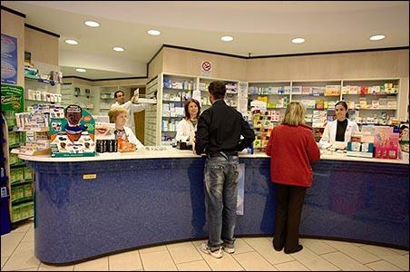 Spanish pharmacy