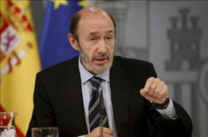 Rubalcaba 300x198 A dilemma for Spain's Socialists
