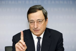 Draghi 300x200 EU praise can't hide Rajoy's bailout jitters