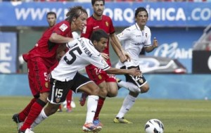Valencia 300x189 La Liga: Mallorca defeat completes sorry week for Valencia
