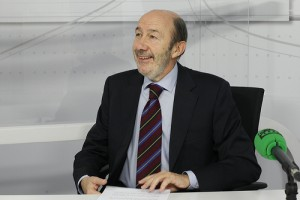 Rubalcaba1 300x200 A necessary crisis for Spain's Socialists