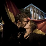 Spanish protests in pictures 1