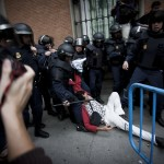 Spanish protests in pictures 10