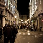 Spanish protests in pictures 5