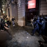 Spanish protests in pictures 6