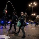 Spanish protests in pictures 8