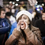 Spanish protests in pictures 9