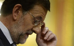 rajoy 300x187 Rajoy's difficult year