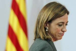 Carmen Chacon 300x199 Another crisis for Spains Socialists