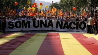 Diada, September 2012