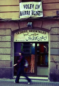 barrio rabal, barcelona
