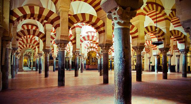 La mezquita de Cordoba