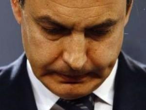 Zapatero: not feeling so lucky anymore...