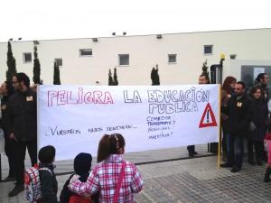 Las Culturas school in Torrevieja