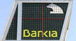 Crisis-ridden Spanish bank Bankia.