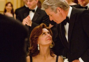 Richard Gere and Susan Sarandon in 'Arbitrage'.