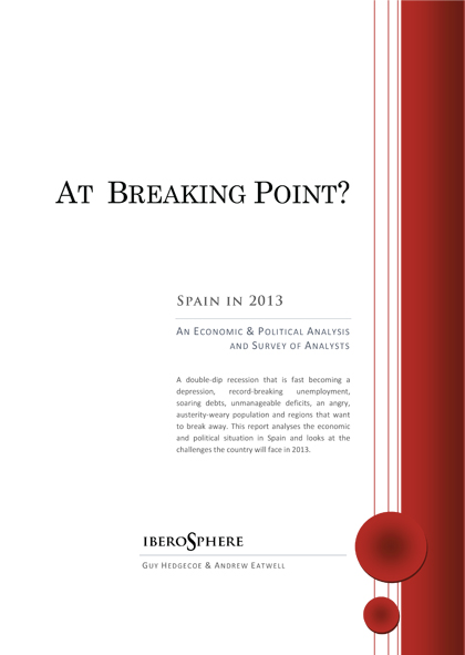 Spain: At Breaking Point?