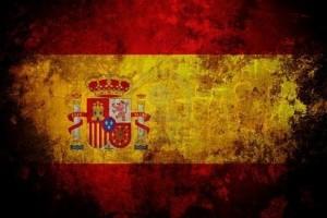 Spanish flag.