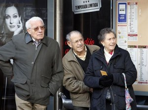 Pensions are putting increasing pressure on the Spanish economy.