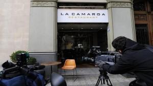 La Camarga restaurant in Barcelona.